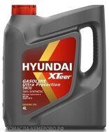 HYUNDAI XTeer  5w-30 Gasoline Ultra Protection 4л, масло моторное