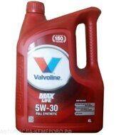 Valvoline  Max Life 5w-30  SW  4л. масло моторное, синтетика.