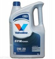 Valvoline  SYN POWER  0w-20   5л. масло моторное синтетическое