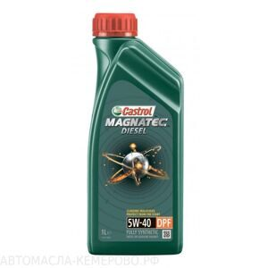 Castrol  Magnatec Diesel  5w-40 DPF 1л, масло моторное, синтетика