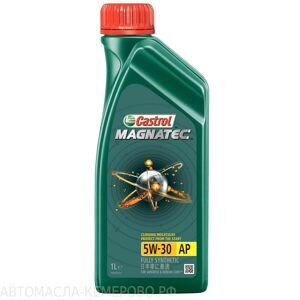 Castrol  Magnatec  5w-30  АP 1л (SN/GF-5), масло моторное, синтетика