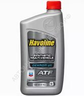 Chevron  Havoline ATF Dexron VI Synthetic Multi Vechicle   жидкость трансмиссионная   0.946мл.