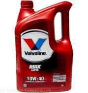 Valvoline  Max Life 10w-40  SW  5л. масло моторное