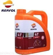 Repsol Moto 4T Racing 10w-50 4л  масло моторное