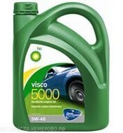 BP  Visco 5000  5w-40 4л, масло моторное, синтетика
