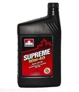 Petro-Canada 10w-40 Supreme 1л масло моторное  п/с