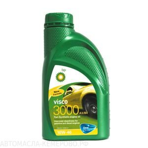 BP  Visco 3000  10w-40 1л, масло моторное, п/синтетика