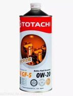 TOTACHI   0w-20  SN  Extra Fuel Economy  1л, масло моторное синтетика