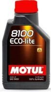 Motul 8100  0w-20  Eco-lite Synth Ester  1л масло моторное