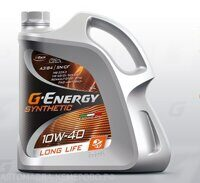 G-Energy  10w-40 Synthetic Long Life  4л масло моторное