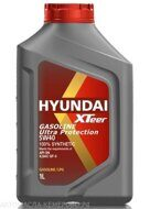 HYUNDAI XTeer  5w-40 Gasoline Ultra Protection 1л, масло моторное