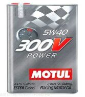 Motul 300  5w-40  V Power  2л масло моторное