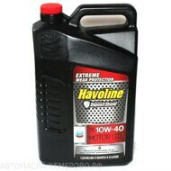 Chevron  Havoline 10w-40  4,73л, масло моторное, гидрокрекинг
