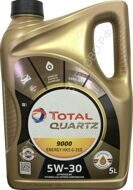 Total 5w-30 Quartz Energy HKS 9000   5л масло моторное