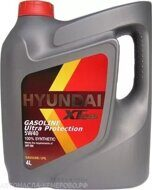 HYUNDAI XTeer  5w-40 Gasoline Ultra Protection 4л, масло моторное