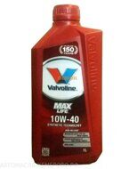 Valvoline  Max Life 10w-40  SW  1л. масло моторное