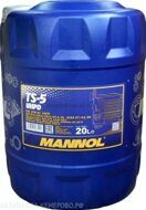 MANNOL  10w-40  CI-4/SL UHPD TRUCK Special  20л  TS-5, масло моторное, диз.п/с