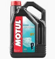 Motul Outboard  2T  5л масло моторное